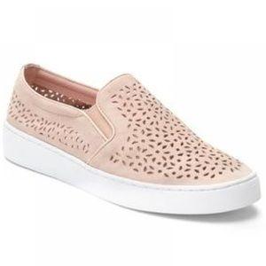 Vionic Shoes - EUC Vionic Midi Perf Slip-On Sneaker Pink